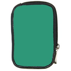 Teal Ocean Compact Camera Cases by snowwhitegirl