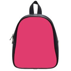 Rosey Day School Bag (small) by snowwhitegirl
