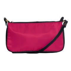 Rosey Day Shoulder Clutch Bags by snowwhitegirl