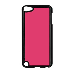 Rosey Day Apple Ipod Touch 5 Case (black) by snowwhitegirl