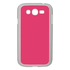 Rosey Day Samsung Galaxy Grand Duos I9082 Case (white) by snowwhitegirl