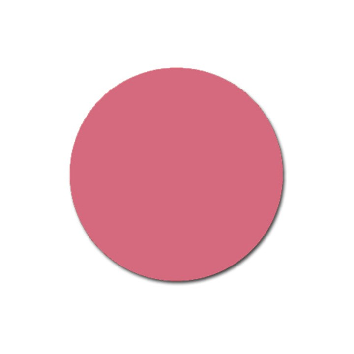 Rosey Magnet 3  (Round)