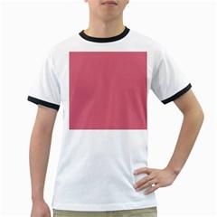Rosey Ringer T Shirts by snowwhitegirl