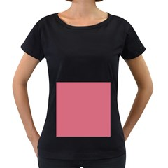 Rosey Women s Loose Fit T Shirt (black)