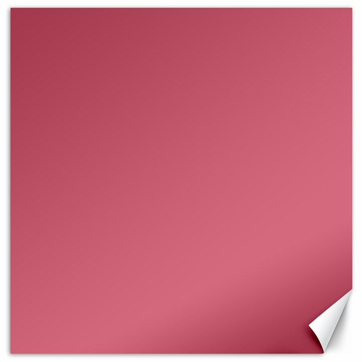 Rosey Canvas 20  x 20