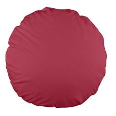 Rosey Large 18  Premium Round Cushions