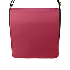 Rosey Flap Messenger Bag (l)  by snowwhitegirl