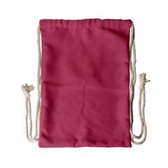 Rosey Drawstring Bag (small) by snowwhitegirl
