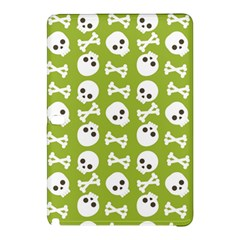 Skull Bone Mask Face White Green Samsung Galaxy Tab Pro 12 2 Hardshell Case
