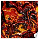 Lava Active Volcano Nature Canvas 16  x 16   16 x16 Canvas - 1