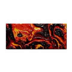 Lava Active Volcano Nature Cosmetic Storage Cases by Alisyart