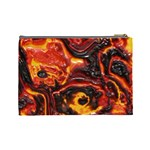 Lava Active Volcano Nature Cosmetic Bag (Large)  Back