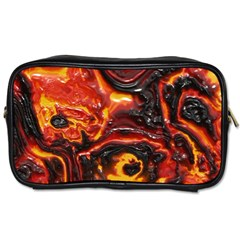 Lava Active Volcano Nature Toiletries Bags by Alisyart