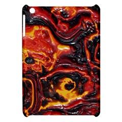 Lava Active Volcano Nature Apple Ipad Mini Hardshell Case