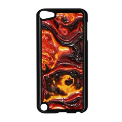 Lava Active Volcano Nature Apple Ipod Touch 5 Case (black) by Alisyart
