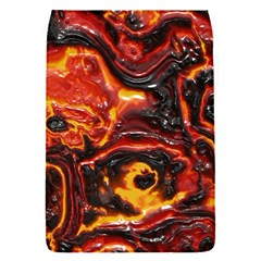 Lava Active Volcano Nature Flap Covers (s)  by Alisyart
