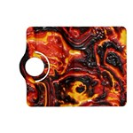 Lava Active Volcano Nature Kindle Fire HD (2013) Flip 360 Case Front