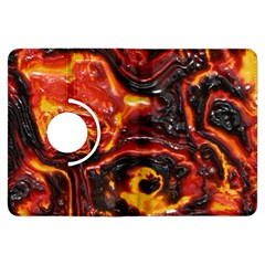 Lava Active Volcano Nature Kindle Fire Hdx Flip 360 Case by Alisyart