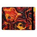 Lava Active Volcano Nature Samsung Galaxy Tab Pro 10.1  Flip Case Front