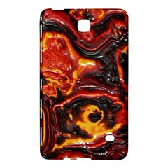 Lava Active Volcano Nature Samsung Galaxy Tab 4 (7 ) Hardshell Case  by Alisyart