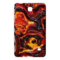 Lava Active Volcano Nature Samsung Galaxy Tab 4 (8 ) Hardshell Case  by Alisyart