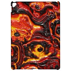 Lava Active Volcano Nature Apple Ipad Pro 12 9   Hardshell Case by Alisyart