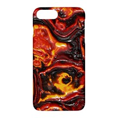 Lava Active Volcano Nature Apple Iphone 7 Plus Hardshell Case by Alisyart