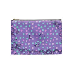 Little Face Cosmetic Bag (medium)
