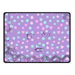 Little Face Fleece Blanket (Small) 50 x40 Blanket Front