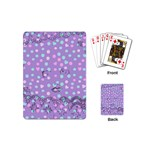 Little Face Playing Cards (Mini)  Back