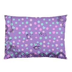 Little Face Pillow Case (two Sides) by snowwhitegirl
