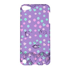 Little Face Apple Ipod Touch 5 Hardshell Case by snowwhitegirl