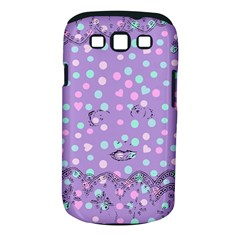 Little Face Samsung Galaxy S Iii Classic Hardshell Case (pc+silicone) by snowwhitegirl