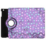 Little Face Apple iPad Mini Flip 360 Case Front