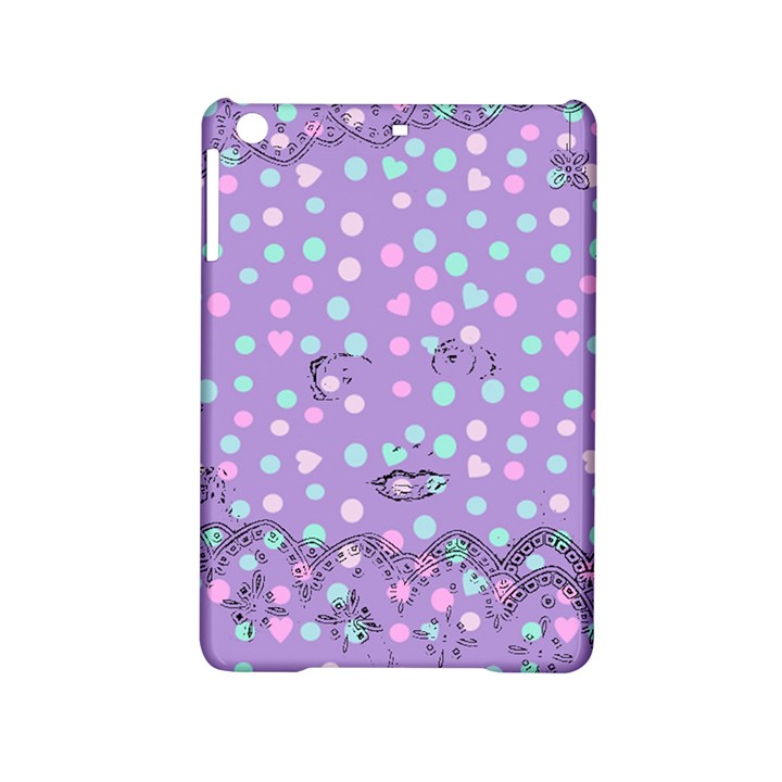 Little Face iPad Mini 2 Hardshell Cases