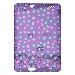 Little Face Amazon Kindle Fire Hd (2013) Hardshell Case