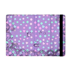 Little Face Ipad Mini 2 Flip Cases by snowwhitegirl