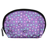 Little Face Accessory Pouches (Large)  Front