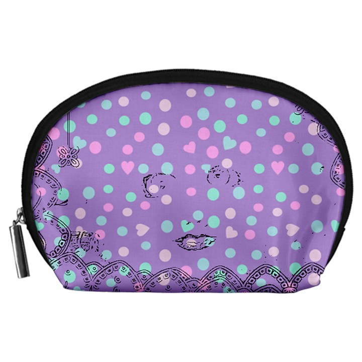 Little Face Accessory Pouches (Large)