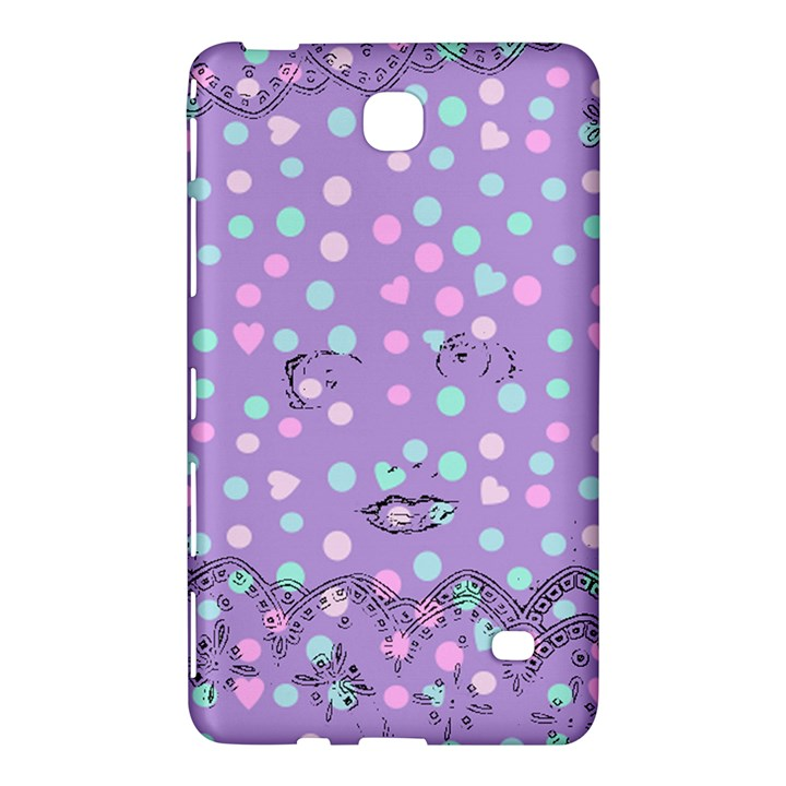 Little Face Samsung Galaxy Tab 4 (7 ) Hardshell Case