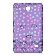 Little Face Samsung Galaxy Tab 4 (8 ) Hardshell Case  by snowwhitegirl