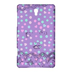 Little Face Samsung Galaxy Tab S (8 4 ) Hardshell Case  by snowwhitegirl