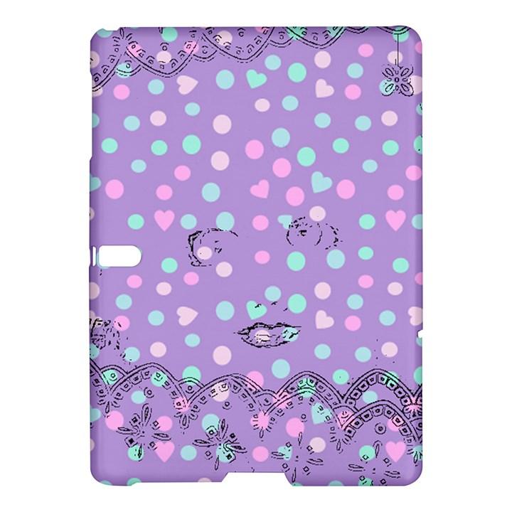 Little Face Samsung Galaxy Tab S (10.5 ) Hardshell Case
