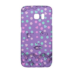 Little Face Galaxy S6 Edge by snowwhitegirl