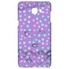 Little Face Samsung C9 Pro Hardshell Case  by snowwhitegirl