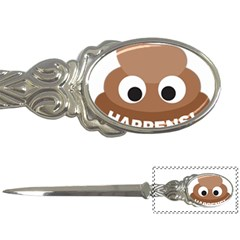 Poo Happens Letter Openers