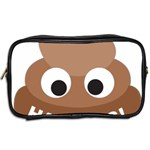 Poo Happens Toiletries Bags 2-Side Back