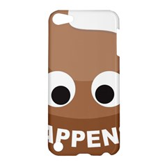 Poo Happens Apple Ipod Touch 5 Hardshell Case