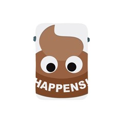 Poo Happens Apple Ipad Mini Protective Soft Cases