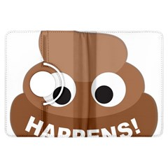 Poo Happens Kindle Fire Hdx Flip 360 Case